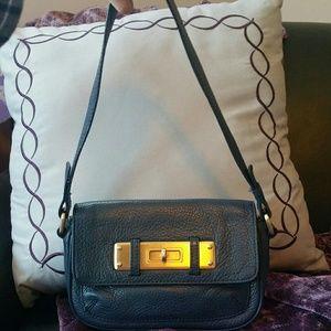 Talbots leather handbag